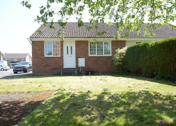 Thumbnail 2 bed semi-detached bungalow for sale in Elcombe Close, Trowbridge