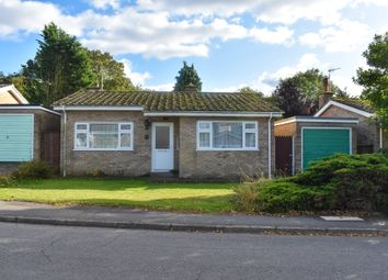 Thumbnail Detached bungalow for sale in Chichester Road, Halesworth