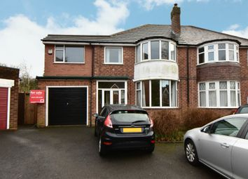 Thumbnail 4 bed semi-detached house for sale in Oban Road, Solihull