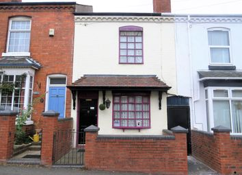 Thumbnail 2 bed terraced house for sale in Dawson Street, Bearwood, Smethwick