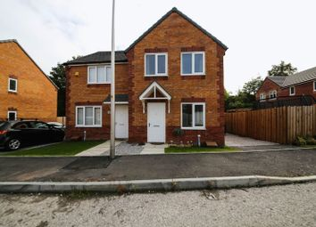 3 bed semi-detached house for sale in Winstanley Street, Newtown, Wigan WN5