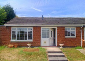 Thumbnail 2 bed semi-detached bungalow to rent in Wolsey Drive, Ratby, Leicestershire