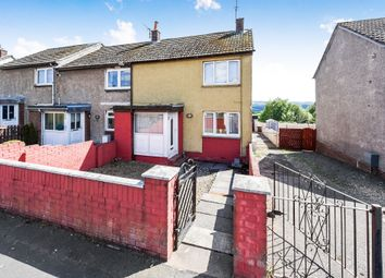 Thumbnail 2 bed semi-detached house for sale in Back Rogerton Crescent, Auchinleck, Cumnock
