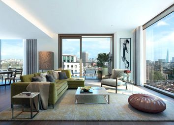 Thumbnail 2 bed flat for sale in One Casson Square, Southbank Place, Waterloo
