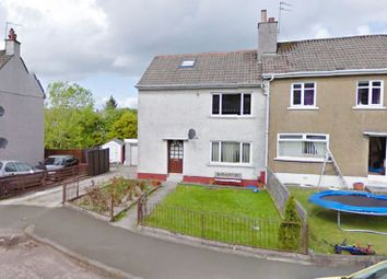 Thumbnail 2 bed end terrace house for sale in 72, Hillcrest Avenue, Paisley, Renfrewshire PA28Qr