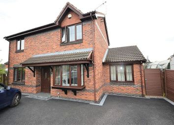 Thumbnail 3 bed detached house for sale in 38 Oakhurst Drive, Crewe