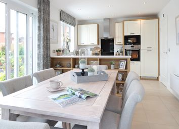 Thumbnail 3 bed detached house for sale in Plot 143 The Amberley, St Andrew's Road, Warminster