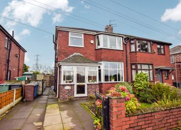 Thumbnail 3 bed semi-detached house for sale in Ringley Road West, Radcliffe, Manchester