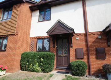 Thumbnail 2 bed terraced house to rent in Brunel Close, Micheldever Station, Winchester
