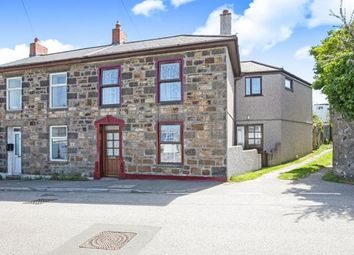 Thumbnail 4 bed end terrace house for sale in Camborne, Cornwall