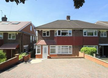 Thumbnail 3 bed semi-detached house to rent in Abbotshall Avenue, London