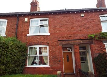 Thumbnail 3 bed property to rent in Carlisle Street, Alderley Edge