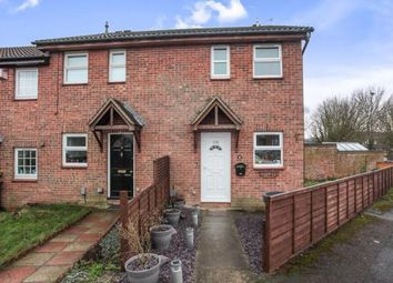 Thumbnail 2 bed terraced house for sale in Gainsborough Drive, Houghton Regis, Dunstable, Bedfordshire