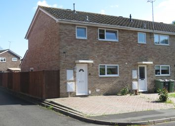 Thumbnail 3 bed end terrace house for sale in Oxburgh Close, Eastleigh