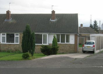Thumbnail 2 bed semi-detached bungalow to rent in Barmby Close, Ossett