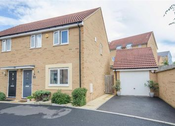 Thumbnail 3 bed semi-detached house for sale in Laurel Drive, Emersons Green, Bristol