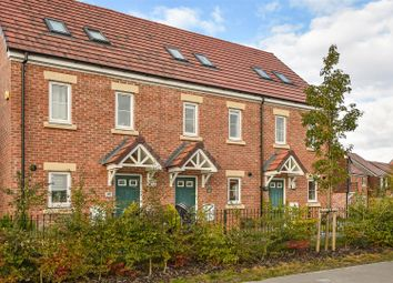 3 bed terraced house for sale in Halter Way, Andover SP11
