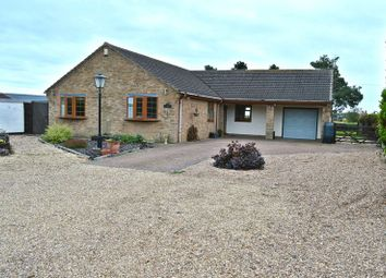 Thumbnail 3 bed detached bungalow for sale in Dogdyke Road, New York, Lincoln
