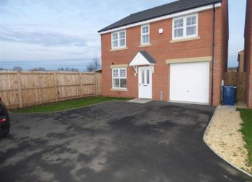Thumbnail 4 bed detached house for sale in Eastgate, Houghton Le Spring