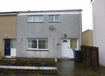 Thumbnail 3 bed end terrace house for sale in 45 Deer Park Avenue, Sanquhar