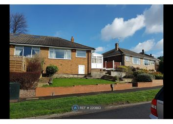 Thumbnail 2 bed bungalow to rent in Spring Valley Crescent, Leeds