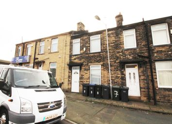 Thumbnail 2 bed terraced house for sale in Alma Street, Sticker Lane, Bradford