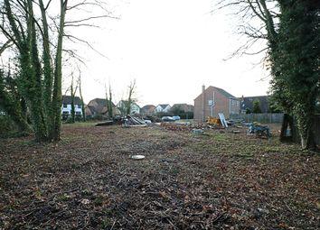 Thumbnail Land for sale in Flowerpot Lane, Long Stratton, Norwich
