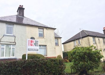 Thumbnail 3 bed semi-detached house to rent in Houston Road, Bridge Of Weir, Renfrewshire