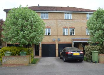 Thumbnail 3 bedroom town house for sale in Lindisfarne Drive, Monkston, Milton Keynes