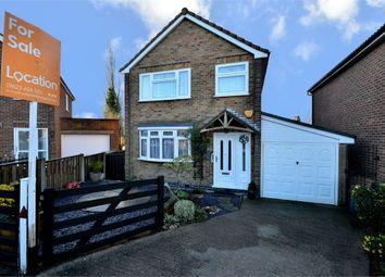 Thumbnail 3 bedroom detached house for sale in Blenheim Place, Huthwaite, Nottinghamshire