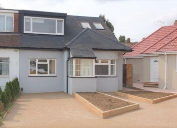 Parkfields Avenue, London NW9. 4 bed semi-detached bungalow