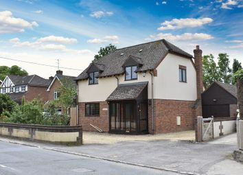 Thumbnail 3 bed detached house for sale in Burr Street, Harwell, Didcot