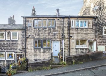 Thumbnail 3 bed terraced house for sale in Lees Road, Hebden Bridge