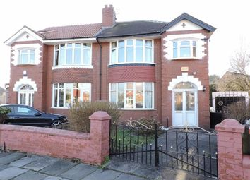 Thumbnail 3 bed semi-detached house for sale in Caxton Road, Manchester, Manchester