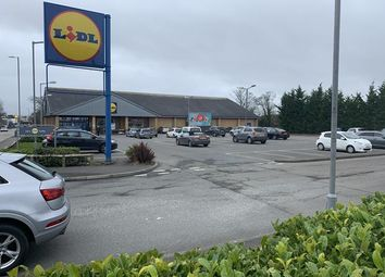 Thumbnail Retail premises for sale in Lidl, Industrial Estate Road, Llangefni, Anglesey
