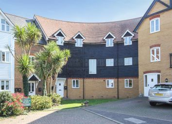 Thumbnail 2 bed flat for sale in Bluefield Mews, Whitstable