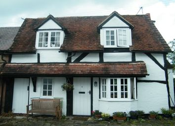 Thumbnail 2 bed cottage to rent in Church Lane, Aston Cantlow, Henley-In-Arden