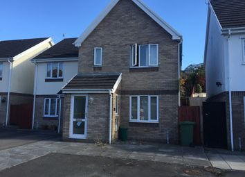 Thumbnail 3 bed detached house for sale in East Street, Pontypridd