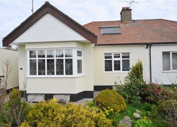 Thumbnail 2 bed semi-detached bungalow for sale in Walsingham Road, Southend-On-Sea