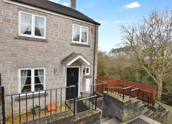 Thumbnail 3 bed semi-detached house for sale in Harebell Close, Pillmere, Saltash
