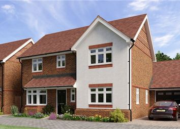 Thumbnail 3 bed detached house for sale in 2 Campbell Close, Reigate Road, Hookwood, Horley, Surrey