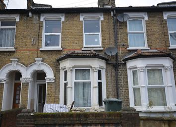 Thumbnail 3 bedroom terraced house to rent in Sutton Court Road, Plaistow, London