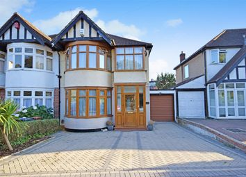 Thumbnail 3 bed semi-detached house for sale in Wood End Road, Harrow, Middlesex