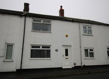 Thumbnail 2 bed terraced house for sale in Bridge Street, Billinghay, Lincoln
