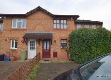 Thumbnail 2 bed terraced house for sale in Wynyard Court, Oldbrook, Milton Keynes