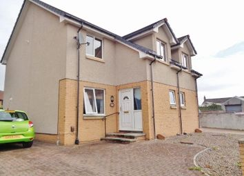 Thumbnail 3 bed semi-detached house for sale in Kirkland Drive, Methil, Leven