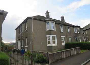 Thumbnail 3 bed flat for sale in Boghead Avenue, Dumbarton