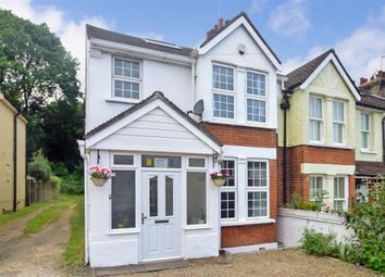 Thumbnail 3 bed end terrace house for sale in Ashurst Road, Tadworth, Surrey