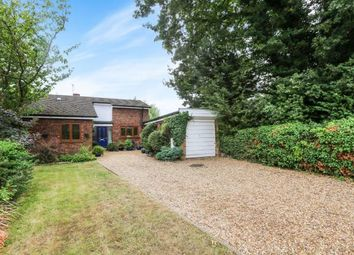 Thumbnail 3 bedroom bungalow for sale in High Road, Broom, Biggleswade, Bedfordshire