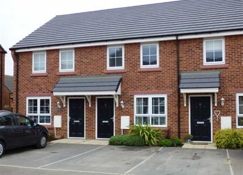 Thumbnail 2 bed mews house for sale in Harry Mortimer Way, Elworth, Sandbach